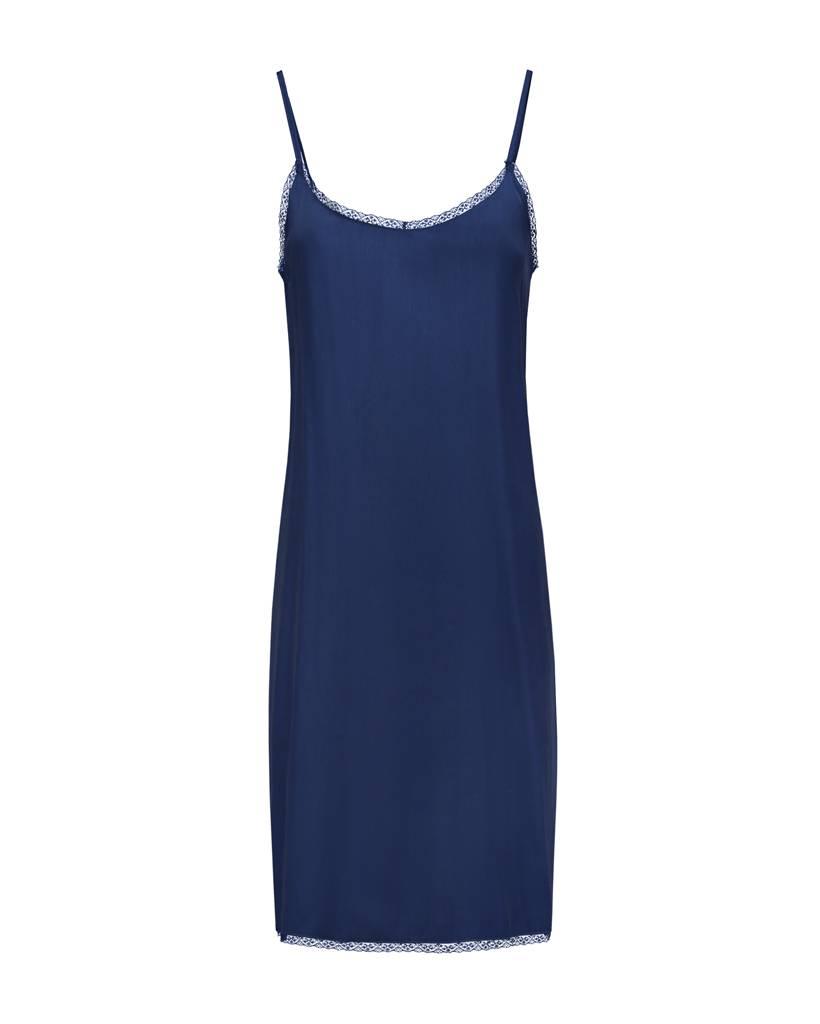 SYLVER Silky Poly Dress