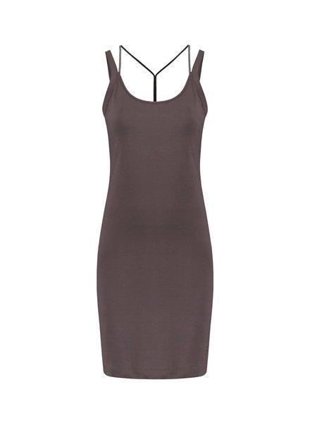 SYLVER Cotton Lycra Dress