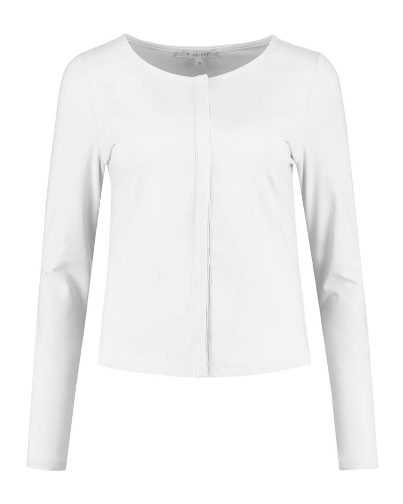 SYLVER Cotton Elasthane Blouse
