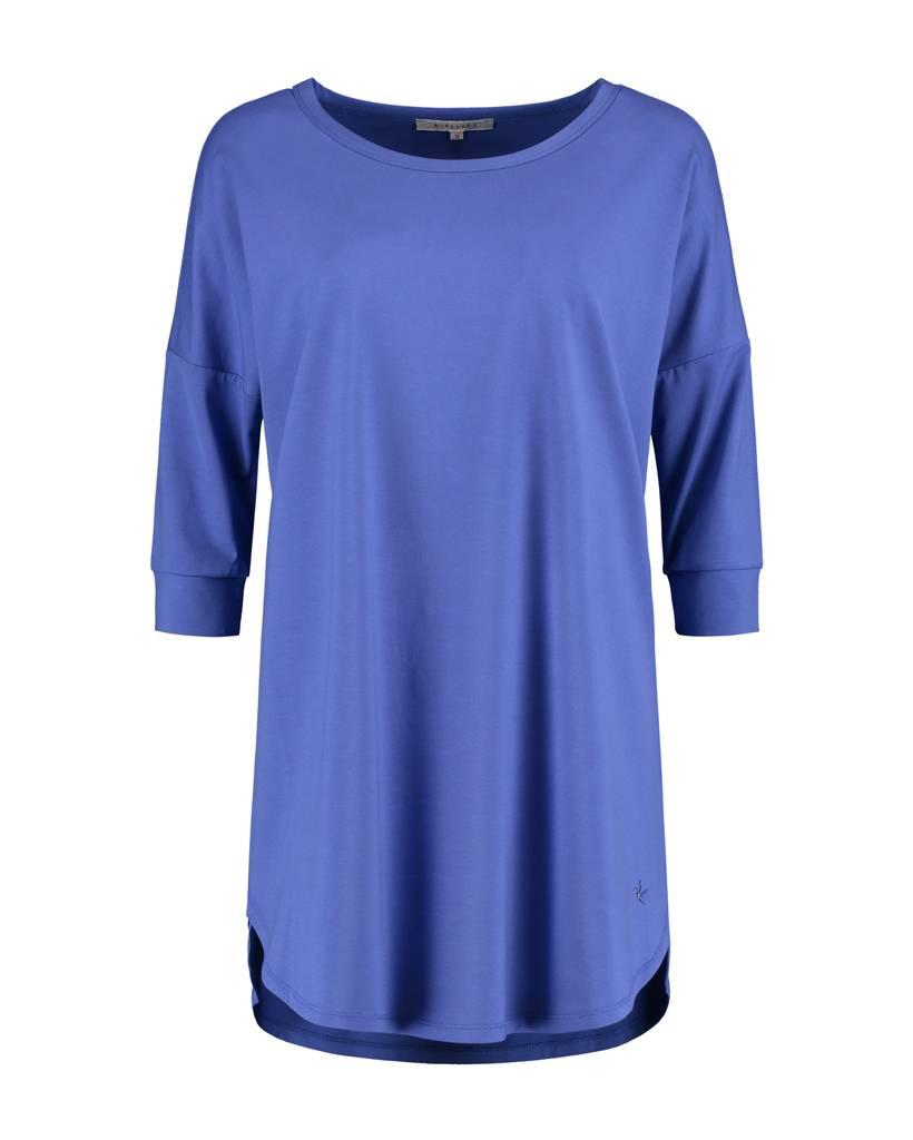 SYLVER Cotton Lycra Long Shirt