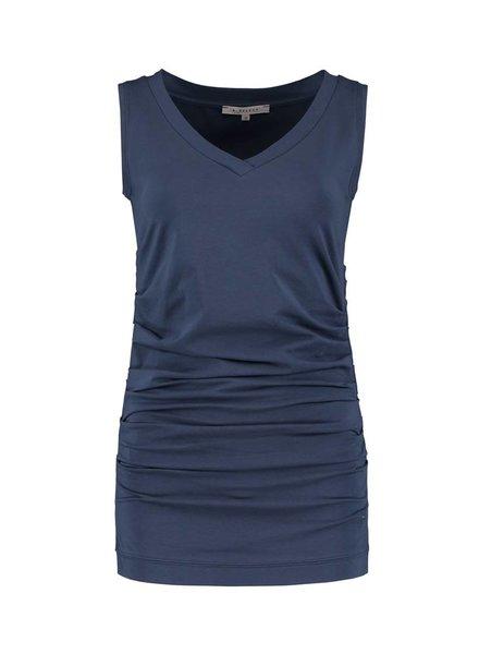 SYLVER Cotton Lycra Sleeveless Shirt