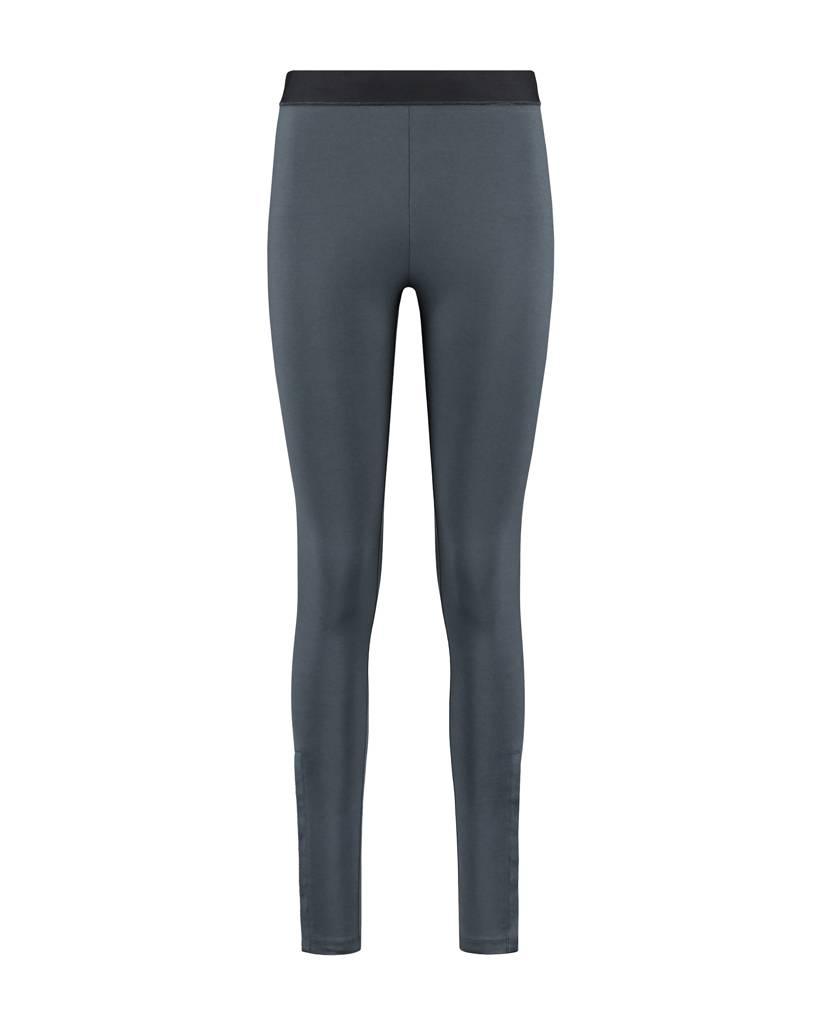 SYLVER Cotton Elasthane Legging Buttons