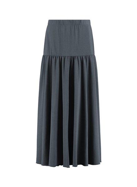 SYLVER Cotton Elasthane Skirt Long