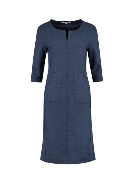 SYLVER Cotton Sweat/Linen Dress Sleeves