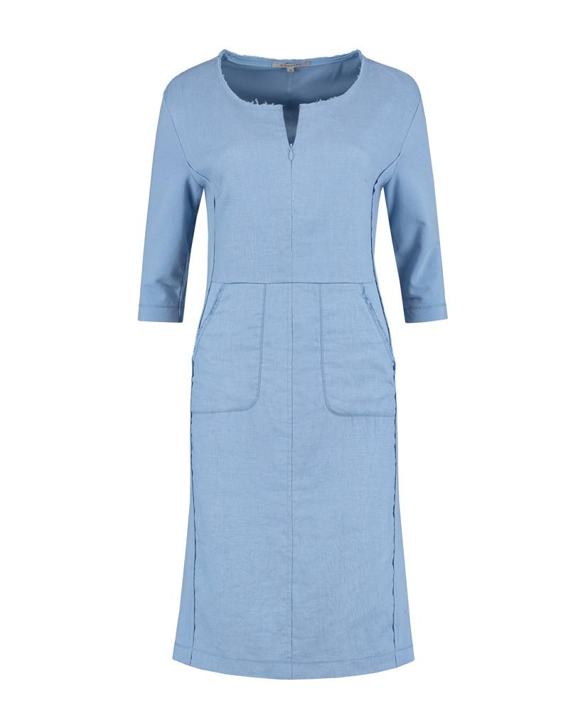 SYLVER Sweat Cotton / Linen Dress Sleeves