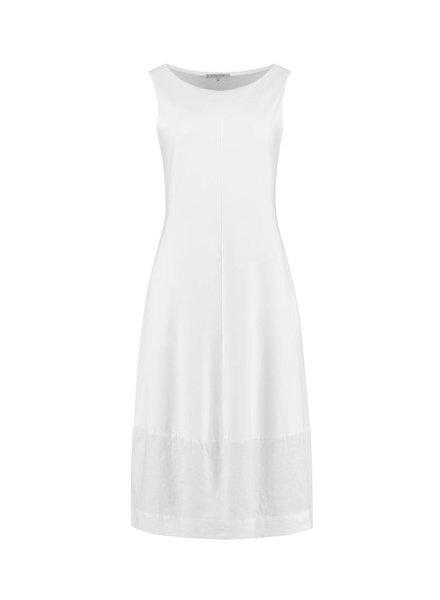 SYLVER Cotton Sweat/Linen Dress