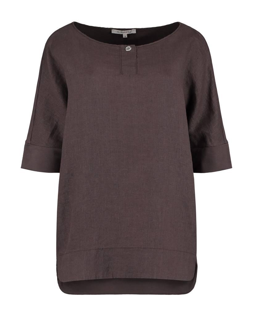 SYLVER Cotton Sweat / Linen Shirt