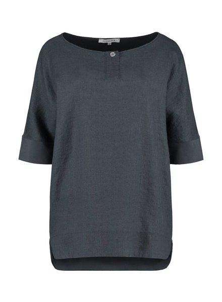 SYLVER Cotton Sweat/Linen Shirt