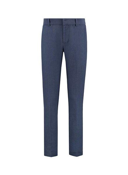 SYLVER Cotton Sweat/Linen Pantalon