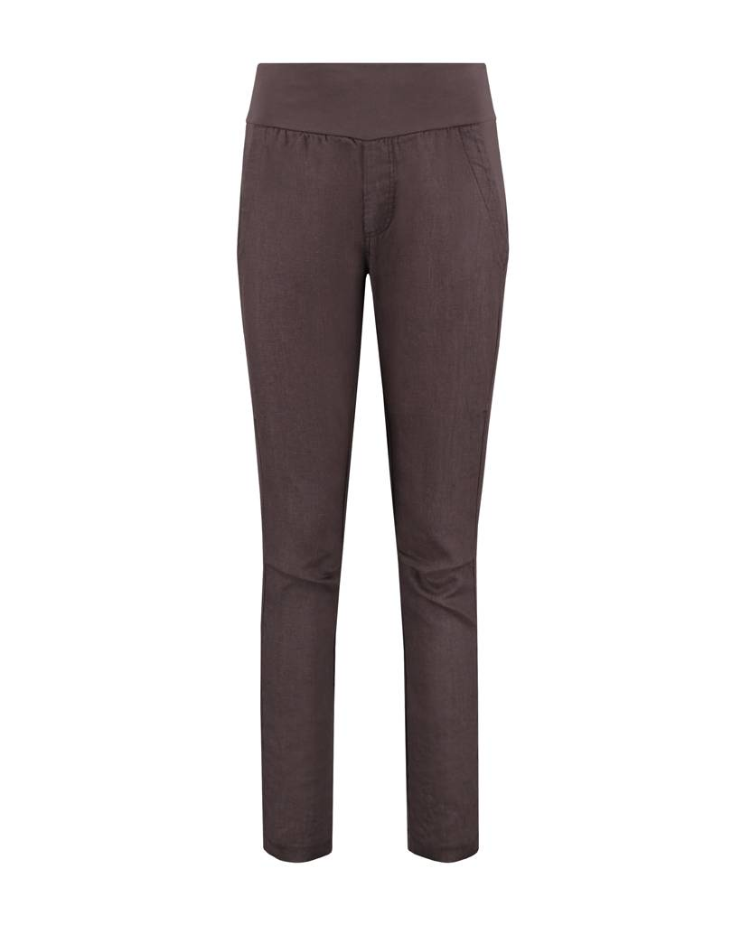 SYLVER Cotton Sweat/Linen Trousers