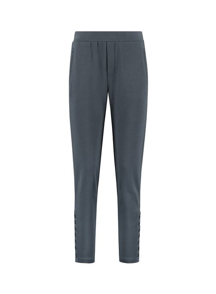 SYLVER Cotton Sweat/Linen Trousers Buttons