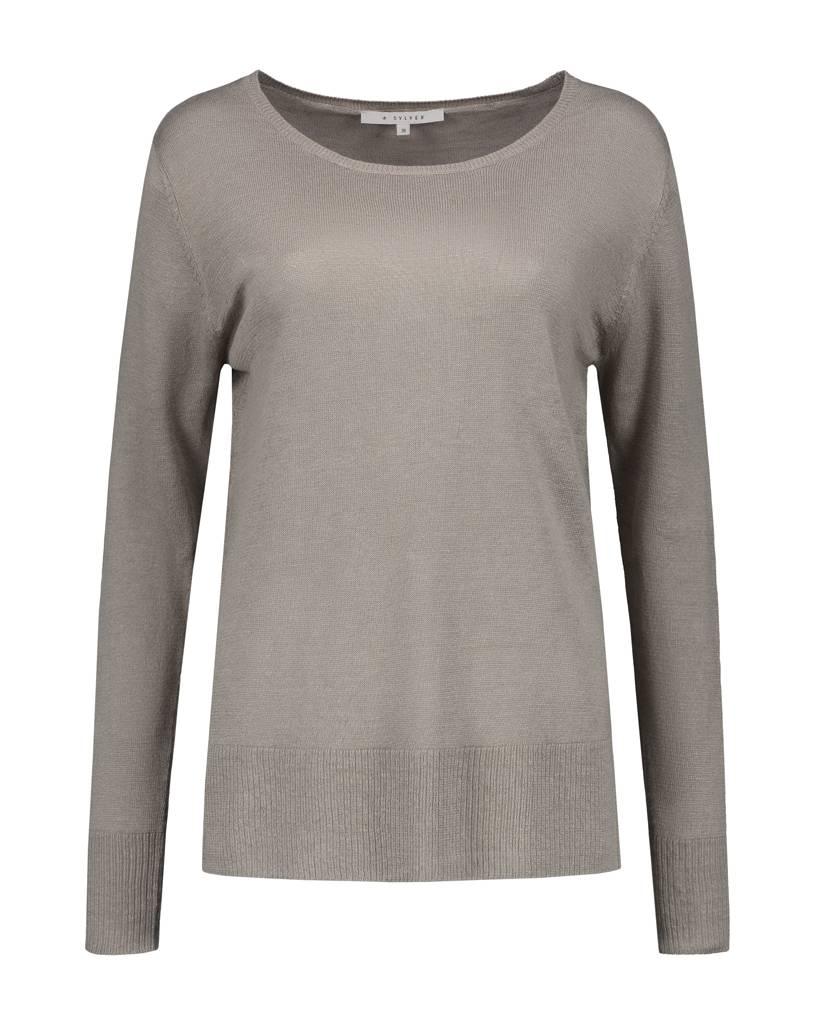 SYLVER 100% Linen Shirt