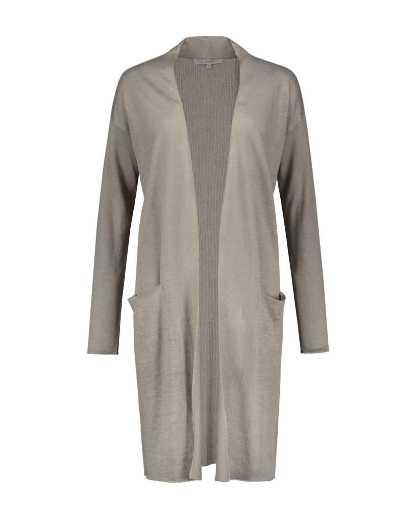 SYLVER 100% Linen Cardigan