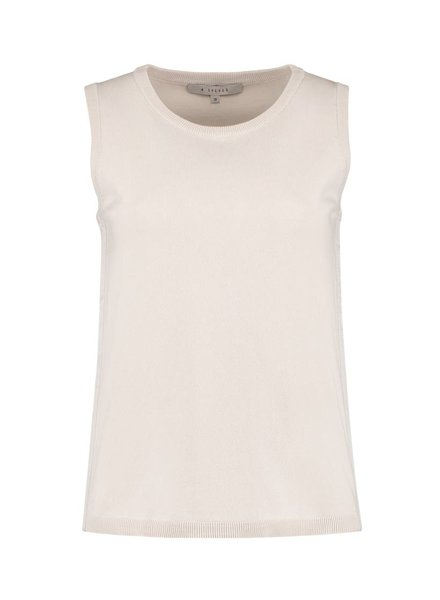SYLVER Combed Cotton Top Sleevless