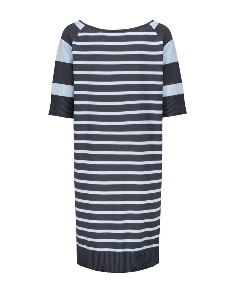 SYLVER Compact Stripe Tunic