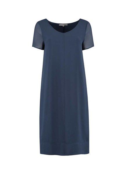 SYLVER Crepe Dress
