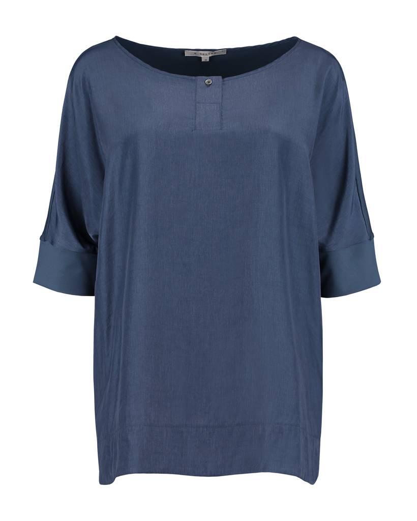 SYLVER Silky Poly Shirt
