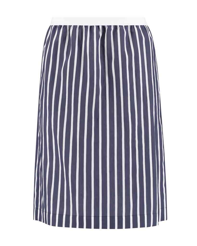 SYLVER Stripes Skirt