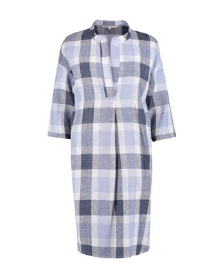 SYLVER Melange Check Dress