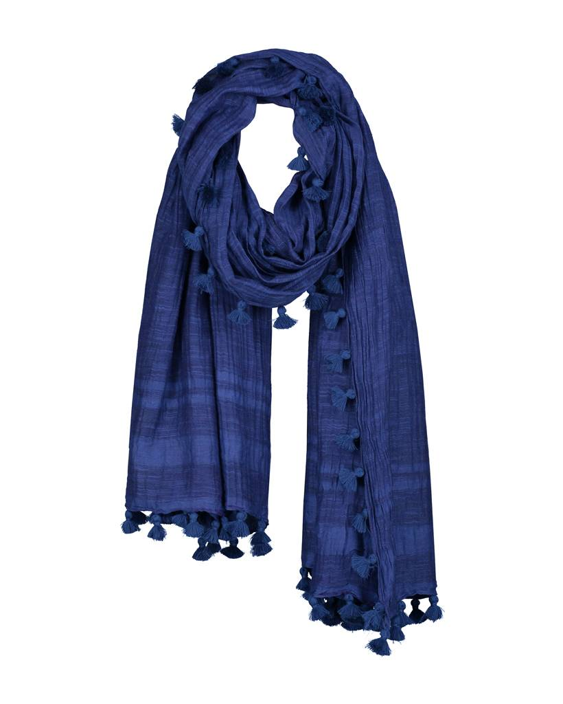 SYLVER Crinkle Scarf Uni