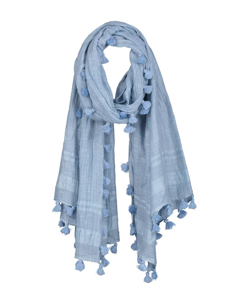 SYLVER Scarf Uni Crinkle