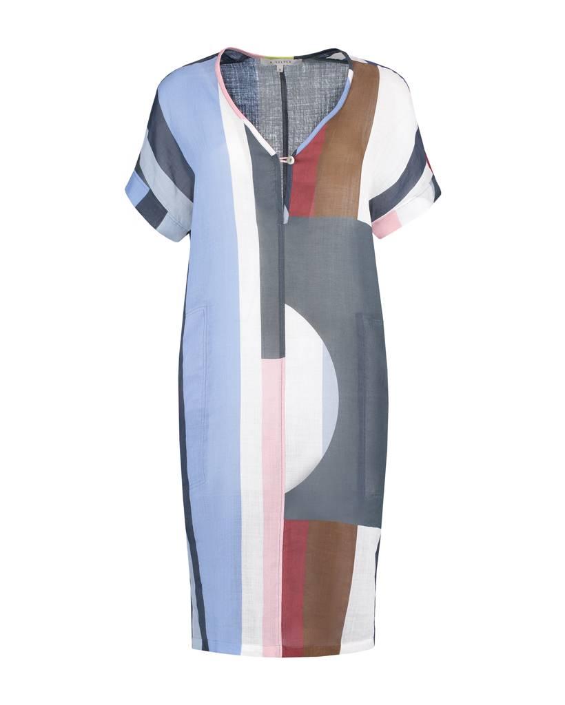 SYLVER Colors Dress