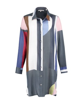 SYLVER Colours Blouse