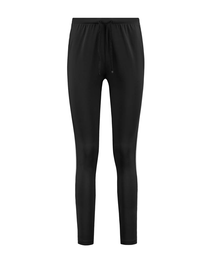 SYLVER Silky Jersey Trousers