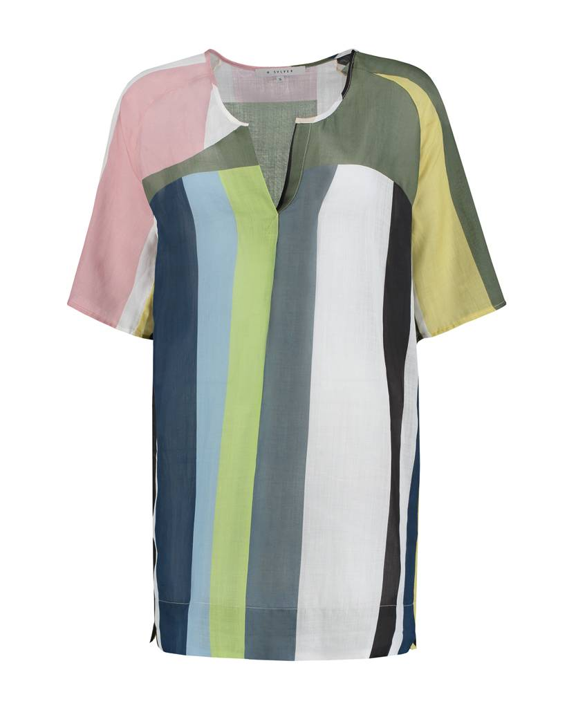 SYLVER Colors Shirt