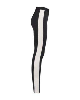 SYLVER Silky Jersey Legging 2-tone