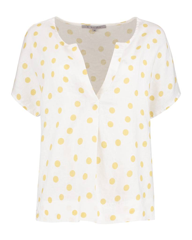 SYLVER Dots Shirt