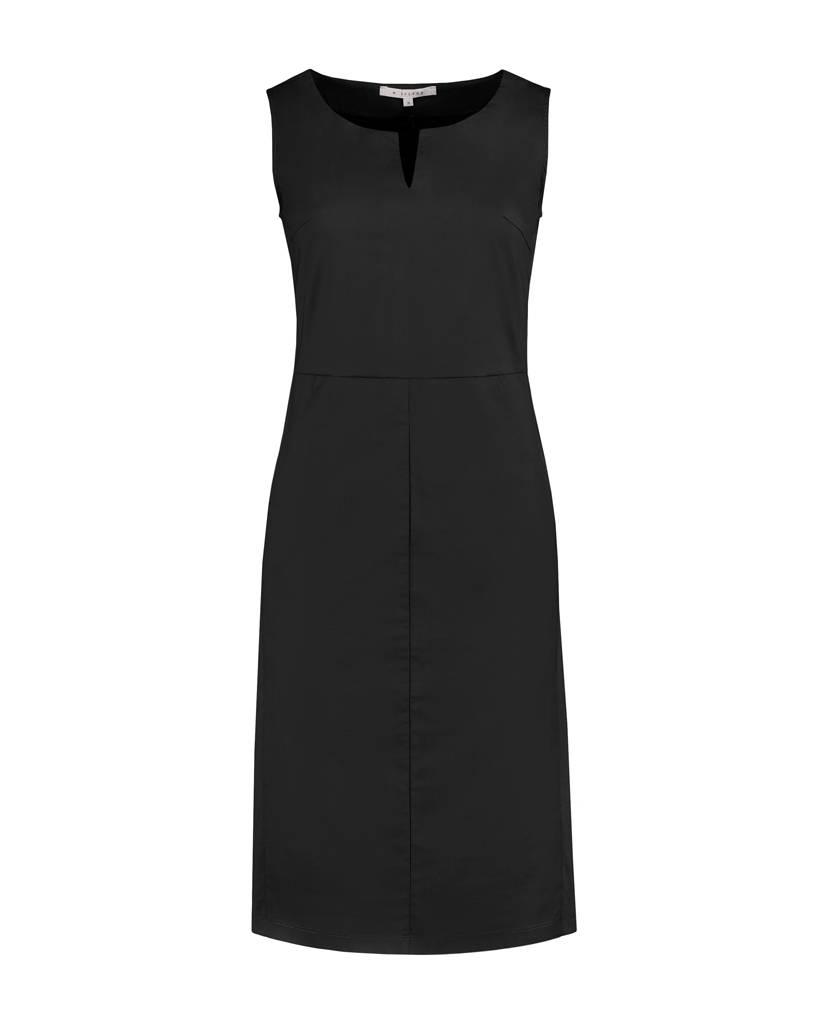 SYLVER Poplin Lycra Dress