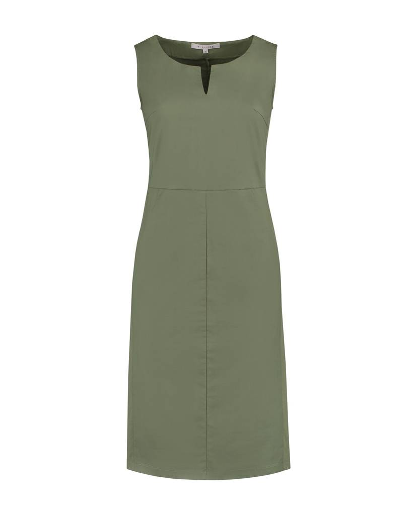 SYLVER Poplin Elasthane Dress