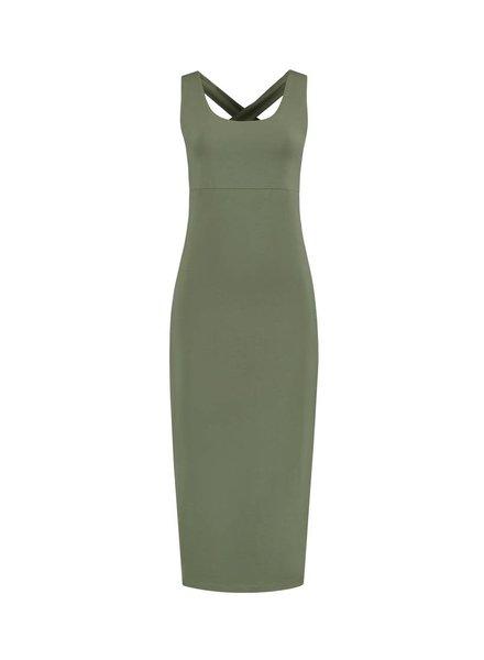 SYLVER Cotton Elasthane Dress