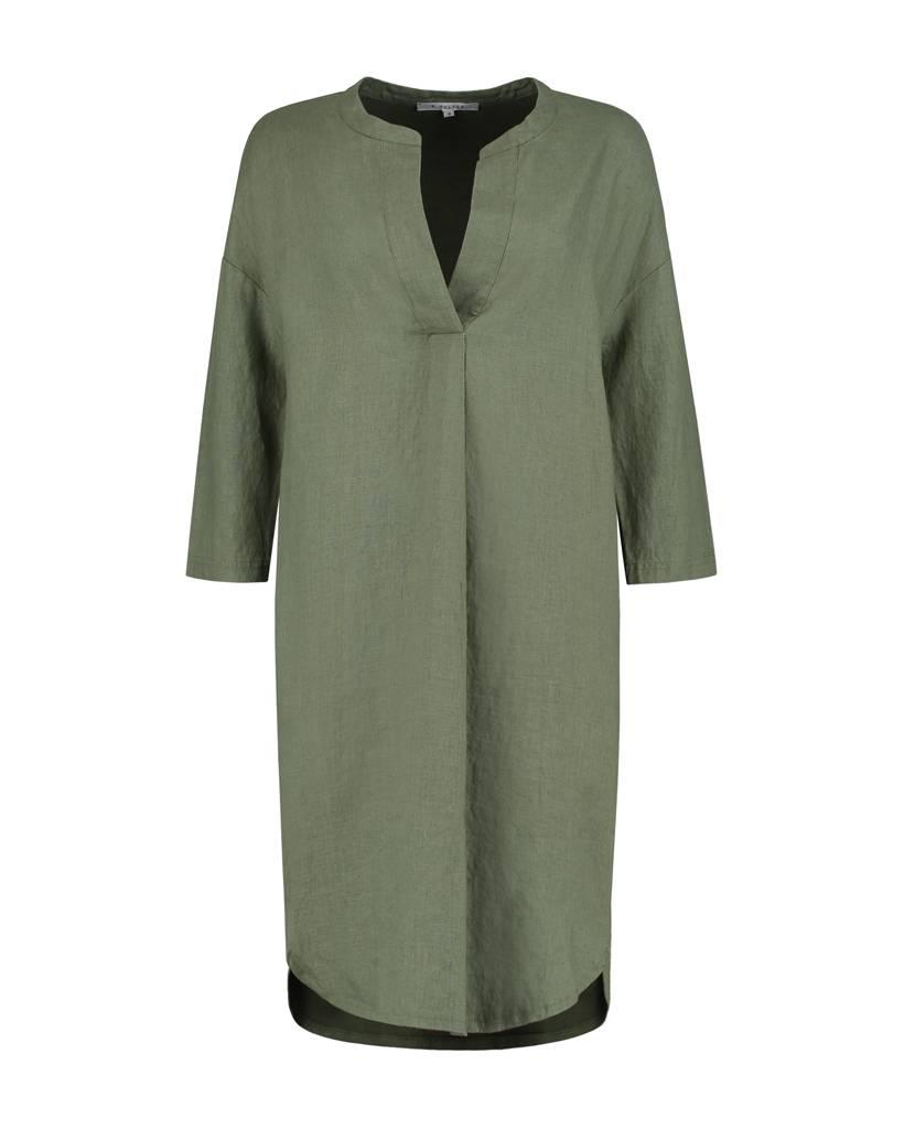 SYLVER Linen/Sweat Tunic