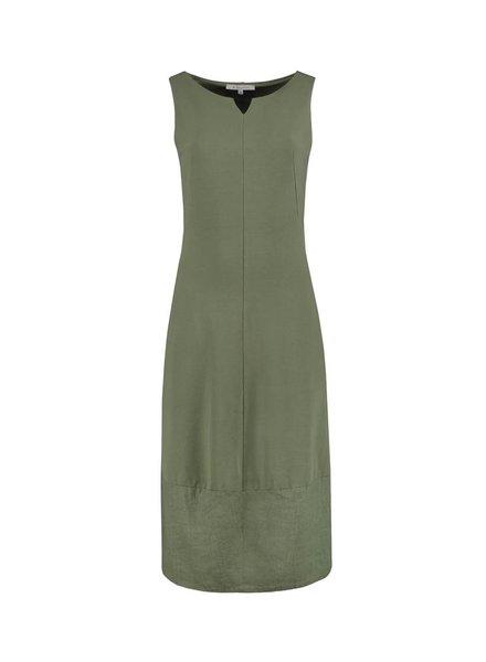 SYLVER Sweat/Linen Dress