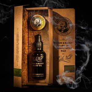 Captain Fawcett Gift Set Ricki Hall Booze & Baccy