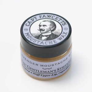 Captain Fawcett Snorrenwax Lavender