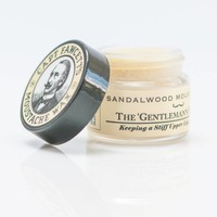 Captain Fawcett Moustache wax Sandalwood