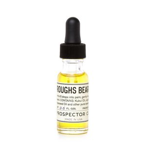 Prospector Co. Beard Oil Burroughs Small