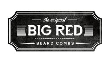 Big Red Beard Combs