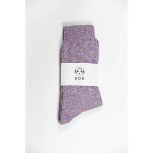 Heroes on Socks 15SSH04-D Purple