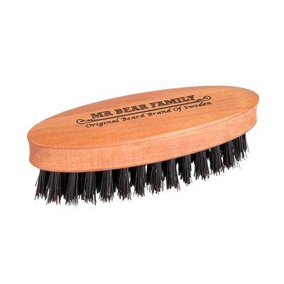 Mr. Bear Family Beard Brush Travel Size