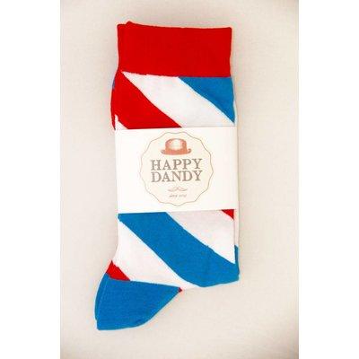 Happy Dandy Barbershop Sokken