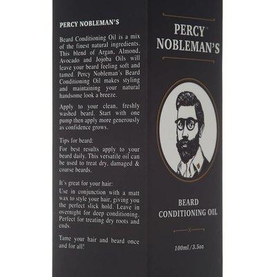 Percy Nobleman's Beard Oil