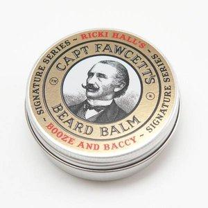 Captain Fawcett Baardbalsem Booze & Baccy