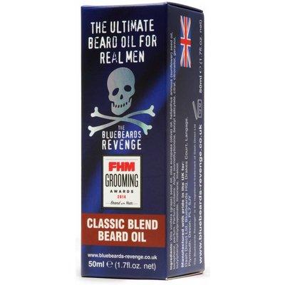 Bluebeards Revenge Beard Oil Classic Blend