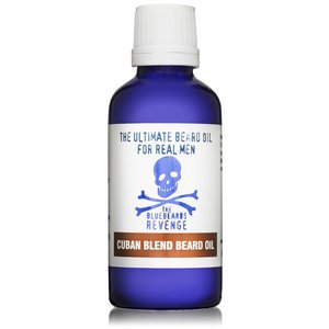 Bluebeards Revenge Beard Oil Cuban Blend