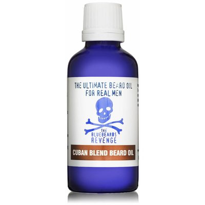Bluebeards Revenge Baardolie Cuban Blend