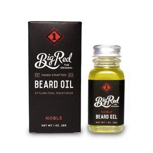Big Red Beard Combs Baardolie